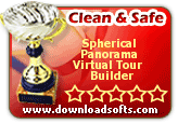 SP_VTB 4.12 has been carefully tested on 2006-06-10 in the DownloadSofts Labs and has been awarded by DownloadSofts Team with Clean & Safe award