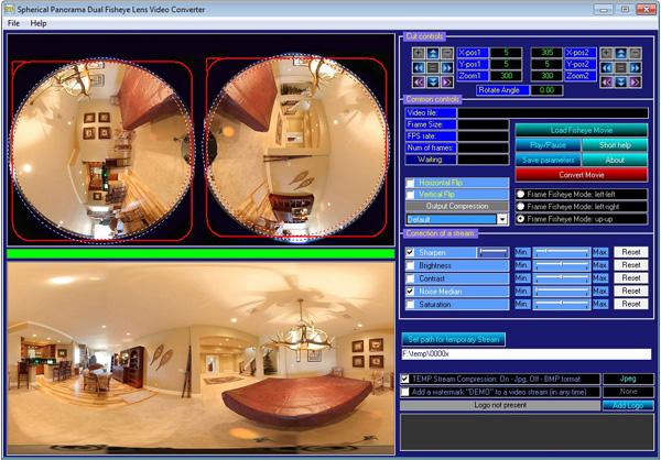 Spherical Panorama Inc  Spherical Panorama Software